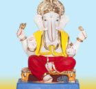 Satvik Ganesh Idol
