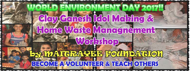 eco events banner for volunterring