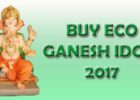 Buy Eco Ganesh Idols 2017