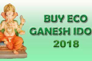 Buy Eco Ganesh Idol 2018