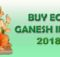 Buy Eco Ganesh Idol 2018
